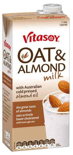 Vitasoy Oat & Almond Milk