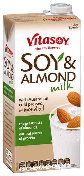 Vitasoy Soy & Almond Milk