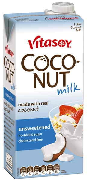 Vitasoy Coconut Milk Unsweetened