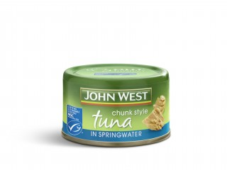 John West Tuna Tempers in Springwater