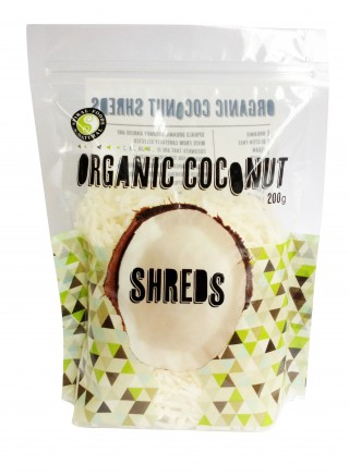 Spiral Foods Organic Coconut Shreds