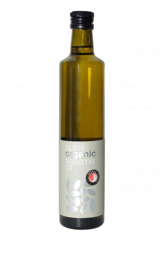 Spiral Foods Organic Natural Sesame Oil