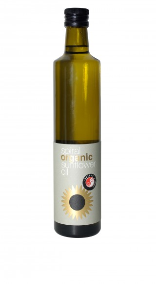 Spiral Organic Sunflower Oil