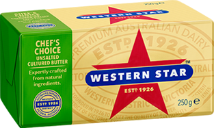 Western Star Chef's Choice Butter
