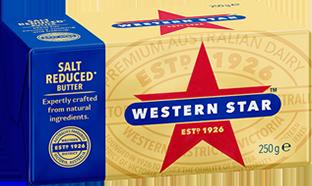 Western Star Salt Reduced Butter