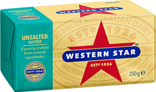 Western Star Unsalted Butter