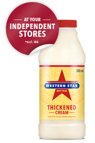 Western Star Thickened Cream
