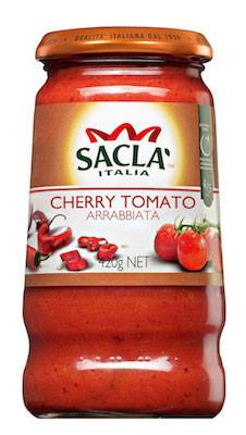 Cherry Tomato Arrabbiata