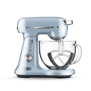 Blue Granita Luxe Bakery Boss® Stand Mixer by Breville