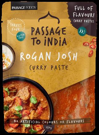 Passage to India Rogan Josh Paste