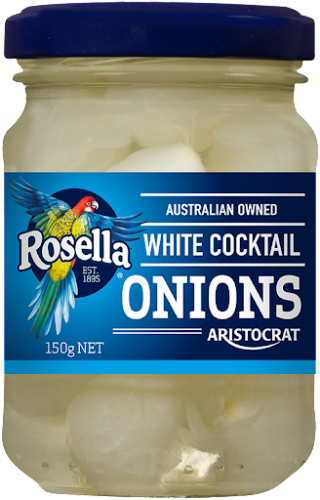 Rosella White Cocktail Onions