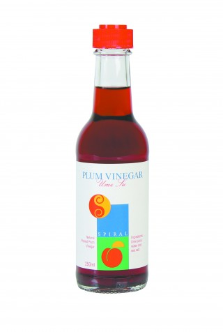 Spiral Foods Japanese Umeboshi Plum Vinegar