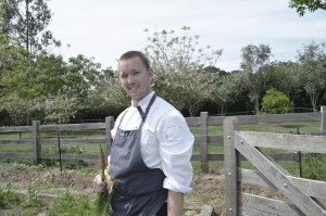 Cameron Cansdell Head Chef at Manfredi at Bells