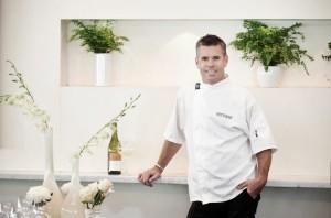 Dany Angove - Head Chef at Leeuwin Estate