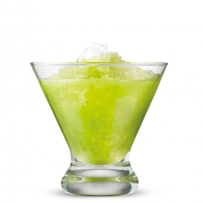 Cucumber and Lime Cooler - a quick and easy recipe made with cucumber and lime flavours in the Breville Boss To Go blender