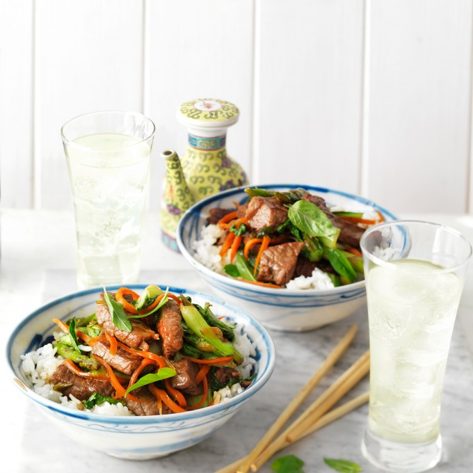 Easy Stir fry Beef Recipe with vegetables