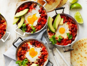 World Egg Day 2019 recipes