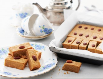 Almond Shortbread