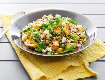 ZOOSH Lemon and Herb Rice Salad