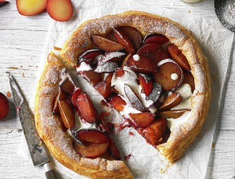 Plum Tart recipe