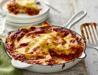 Cheats frypan lasagne