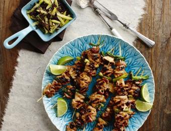 Chicken Yakitori Skewers Recipe