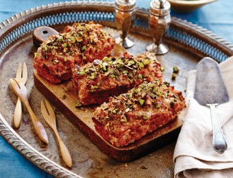 Bacon and Pork meatloaf recipe