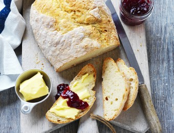 Lazy Ladies Bread Loaf