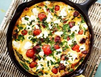 Easy, tasty omelette recipe