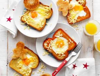 Egg in the hole recipe