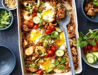 Easy Nasi Goreng Recipe