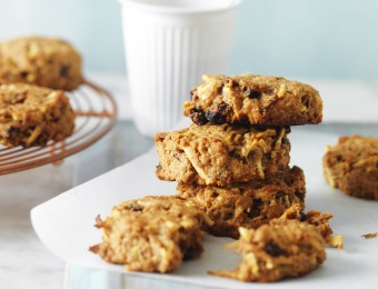 Weet-Bix Breakfast Cookies recipe