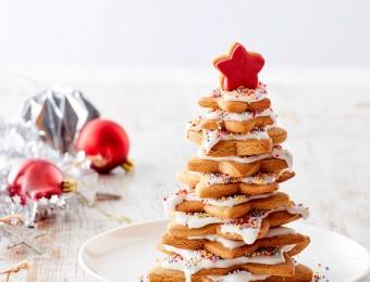 Gingerbread Christmas trees recipe