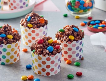 Kids Party Chocolate Crackles recipe