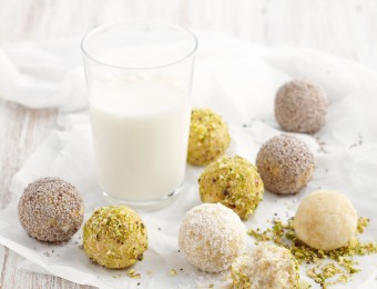 Easy Lemon Ricotta Bliss Balls recipe