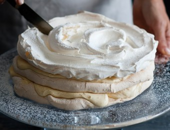 Frozen Lemon Meringue Recipe Monday Morning Cooking Club