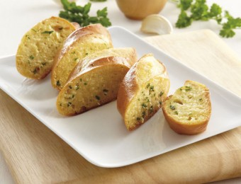 Garlic & Parmesan Bread