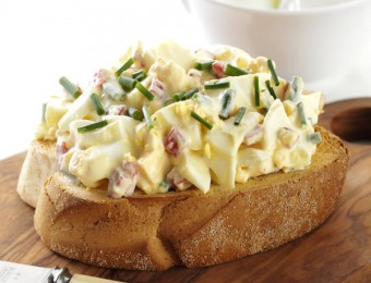 Russian Egg Salad Recipe