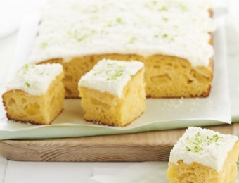 Pineapple and Lime Slice recipe