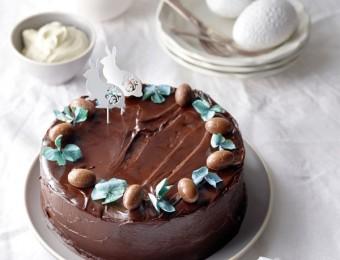 Chocolate Easter Mudcake