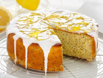 Lemon Poppyseed Cake Recipe