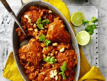 Easy Indian Butter Chicken gluten free