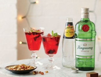 The Perfect Present - Schweppes cocktail recipe ideas