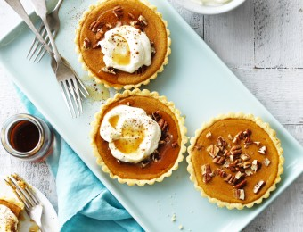 Sweet Potato and Pecan Pie Recipe