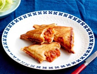 Yummy Left-over Bolognaise Jaffle