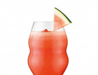 Watermelon Zinger - cocktail recipe made easy with the Boss To Go personal blender