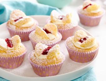 Vanilla Butterfly Cakes