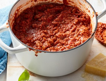 How to make Bolognese sauce recipe