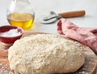 Wholemeal Pizza Dough Australian recipe