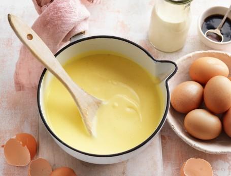 Basic custard recipe from scratch